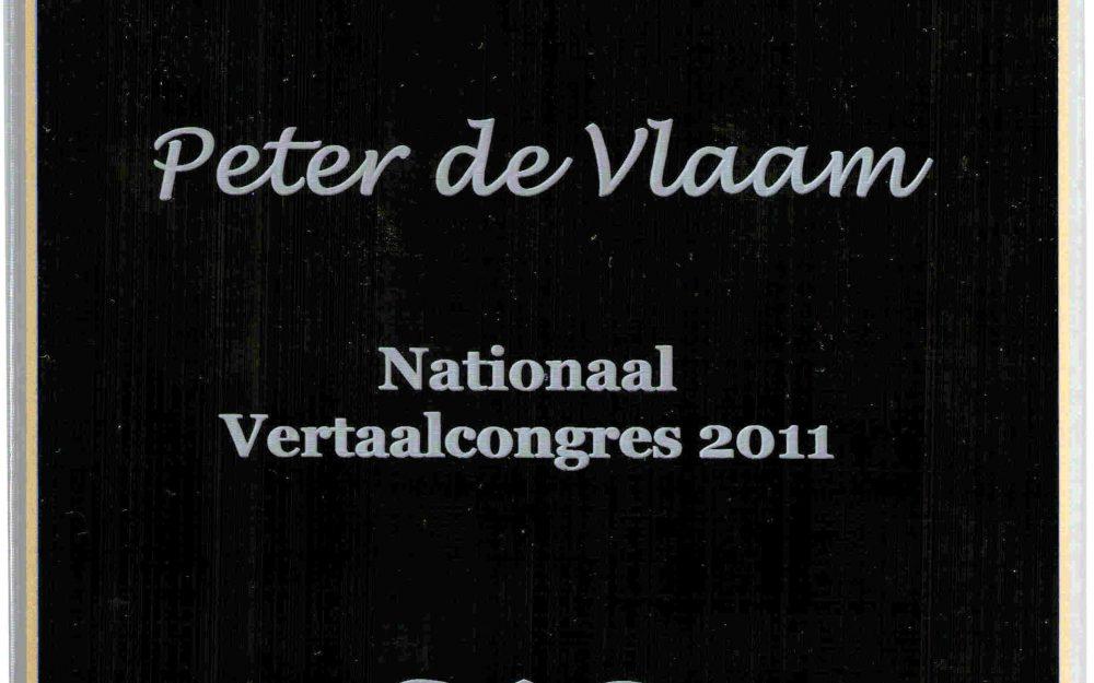albion vertalingen Sliedrecht beste vertaler nationaal vertaalcongres 2011